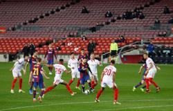 Barca reach Copa final with epic comeback win over Sevilla