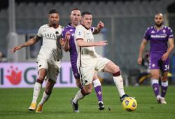 Diawara strikes late to grab win for Roma against Fiorentina