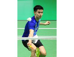 June Wei may get chance to play avenger against Srikanth in France