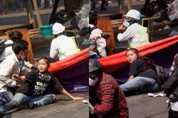 'Everything will be OK': Slain Myanmar teen's T-shirt slogan spurs defiance