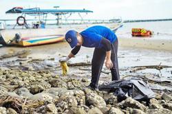 Brunei-China joint venture launches Clean Beach Initiative