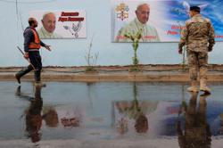 Iraq beefs up security for pope amid rising violence, pandemic