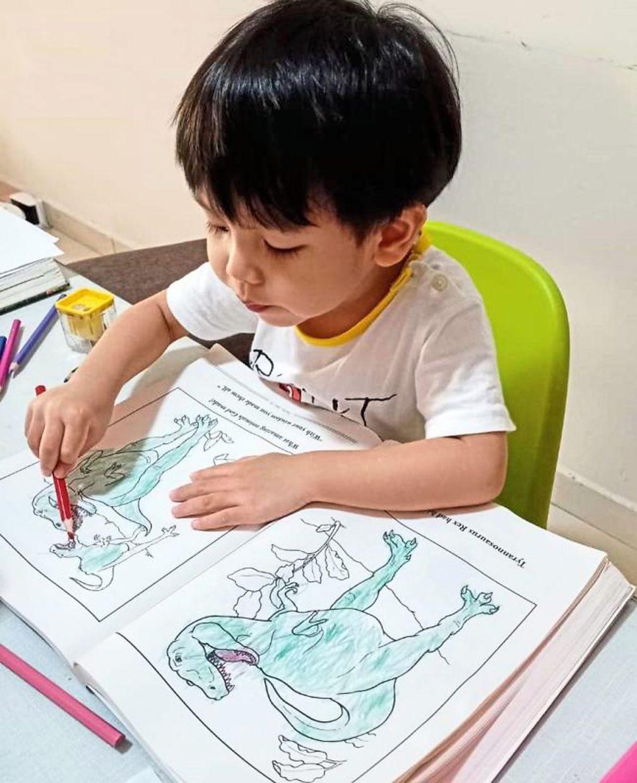 Asher Wang Qi Chuen, 3