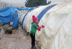 Syrians struggle with food, fuel shortages after decade of war - Red Cross