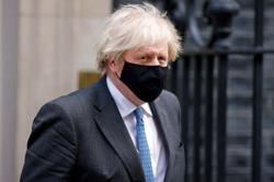 UK's Johnson 'horrified' by Myanmar violence
