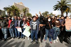 Tunisia jails feminist activist for six months - lawyers
