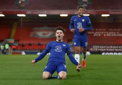 Mount goal earns Chelsea victory at toothless Liverpool