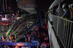 Bridge collapse was second tragedy for victim's family