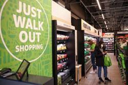 No tills? No problem: Amazon opens contactless UK grocery store