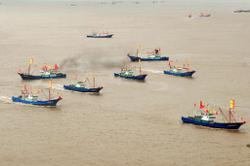 China to speed up maritime development: draft outline