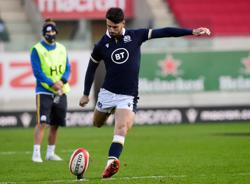Scotland's Hastings banned for Ireland, Italy Six Nations games