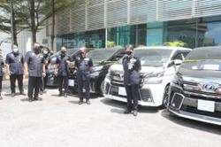 Cops bust cloned car syndicate, seize 19 vehicles worth RM3.5mil