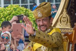 MoH's objectives need to be reached, says Brunei King