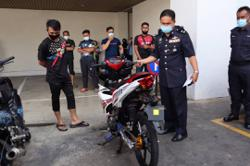 Stubborn m-cyclists get Melaka's top cop all fired up to rein in their misdeeds