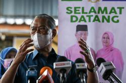 Muhyiddin hopes Perikatan coalition will stay together