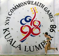 Glorious outing in 1998 Commonwealth Games