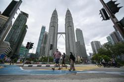 Twin pride of Malaysia