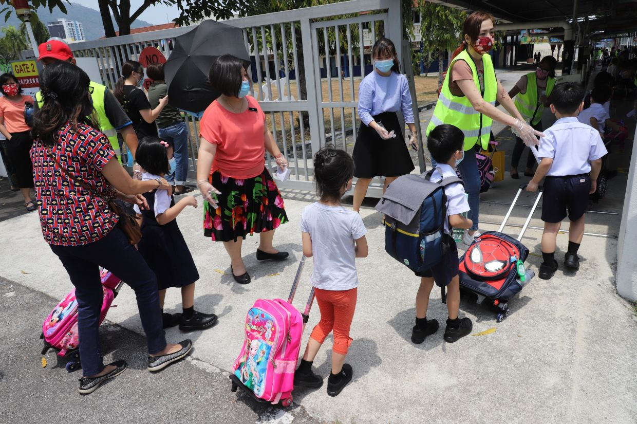 Contradictheory: So, how safe are Malaysia's newly re-opened schools?