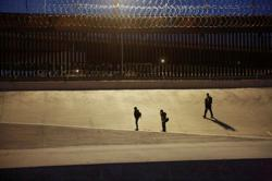 U.S. detained nearly 100,000 migrants at U.S.-Mexico border in February -sources