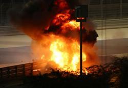 FIA reveals details of Grosjean crash and planned improvements