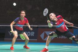 Badminton: Kian Meng-Pei Jing storm into semi-finals at Swiss Open