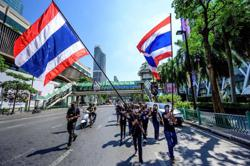Thai police warn protesters risk arrest ahead of planned demonstrations