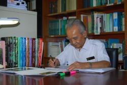 Prominent FRIM botanist, Bapak Soepadmo, dies aged 83
