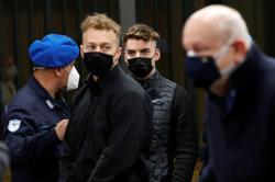 Italian prosecutor seeks life sentences for US students accused of killing