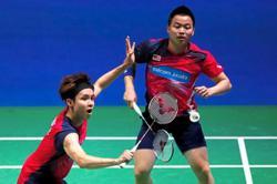 Doubles pair Aaron-Wooi Yik stumbles at semi-finals of Swiss Open