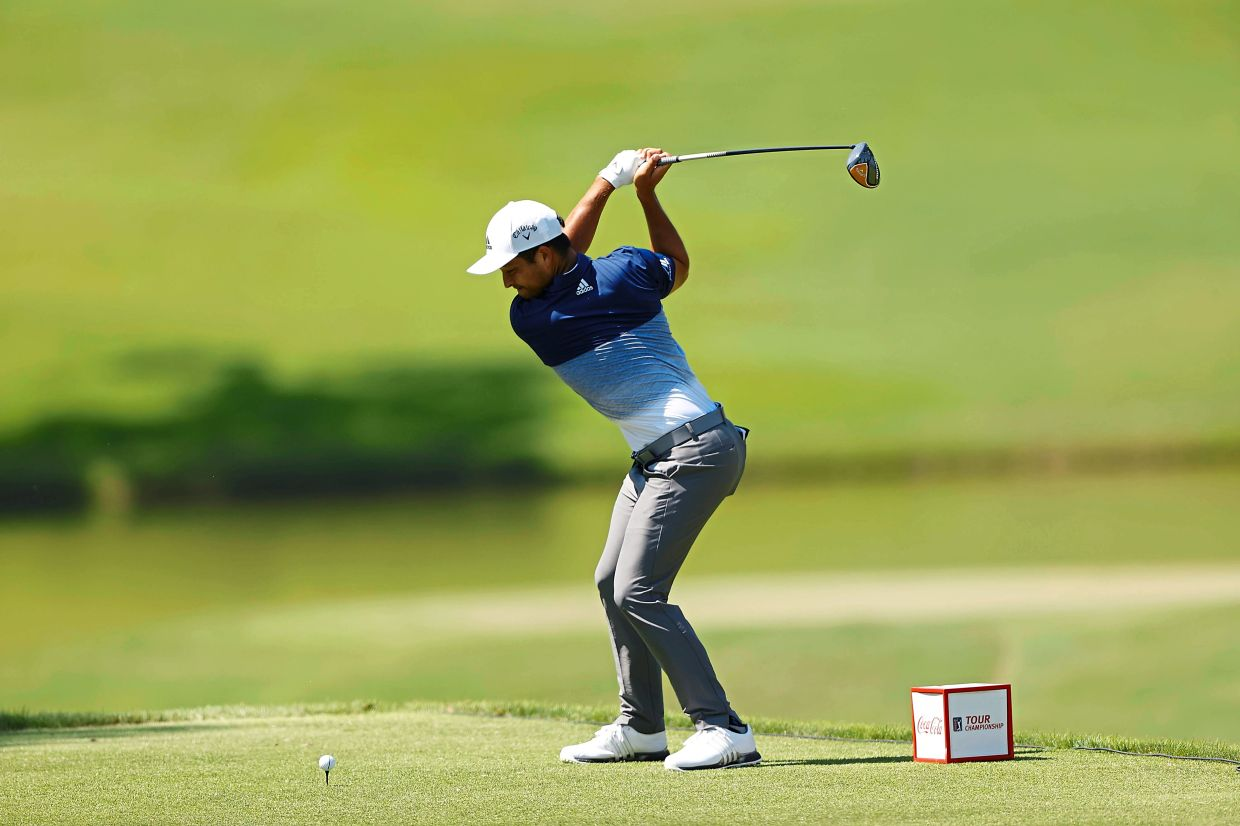 Golf: Solid swing for a solid game | The Star