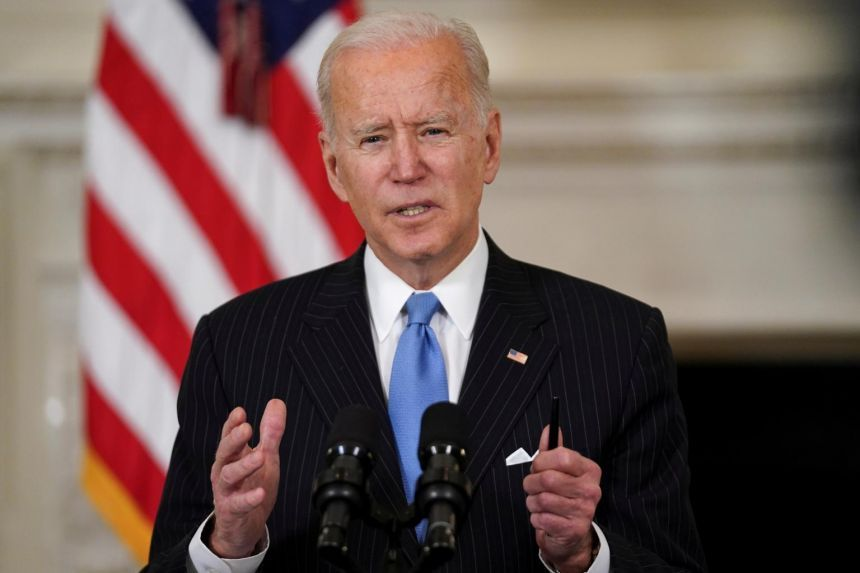 President Joe Biden's signature $1.9 trillion Covid-19 relief bill passed the Senate 50-49 on Saturday following a more than 25-hour marathon of amendment votes.