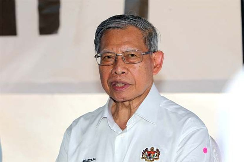 Datuk Seri Mustapa Mohamed said the 12MP is ready for tabling and it is constantly updated.