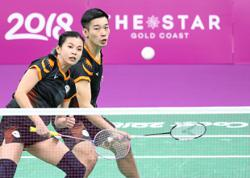 Top seeds Peng Soon-Liu Ying tumble out of q-finals