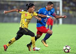 JDT good for first silverware even at half-pace