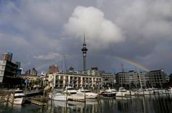 New Zealand's Auckland emerges from lockdown, Australia starts AstraZeneca vaccinations