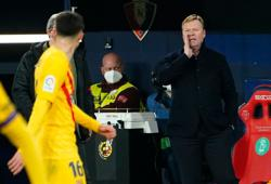 Koeman looking at ability, not age, as Barca youngsters shine