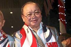 Sabah icon Ghani Gilong passes away