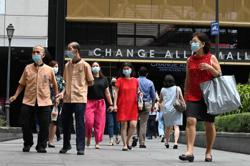 Singapore January retail sales down after quiet Chinese New Year celebrations