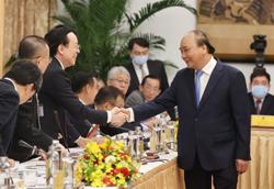 Vietnam PM: Enterprises' sustainable development contributes to country's prosperity