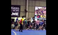 YouTuber among 12 arrested over futsal brawl in Subang