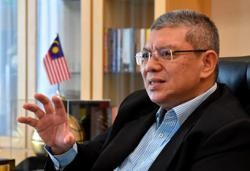 Saifuddin: Combating fake news major challenge for Communications Ministry