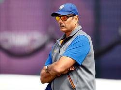 India in final but Shastri still bitter about WTC rule change
