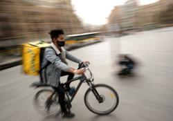 France delivery co-op seeks to serve decent work conditions for riders