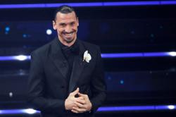'I love you Italy' Ibrahimovic tells festival after eventful week