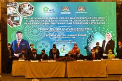 MOU paves way for timber industry's shift to automation and digitalisation