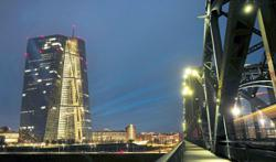 ECB confronts shifting markets as economy stalls