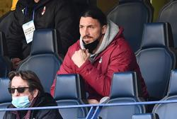 Pioli hopes Ibrahimovic will be fit to face Manchester United in Europa League