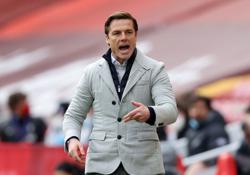 Fulham not thinking about relegation rivals, says Parker