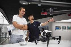 INSIGHT-Game of drones: Chinese giant DJI hit by U.S. tensions, staff defections