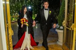 Actor Nicolas Cage, 57, marries 26-year-old girlfriend